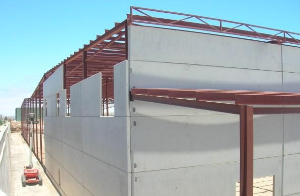 Construcción de naves prefabricadas paneles de hormigón precio en Alicante