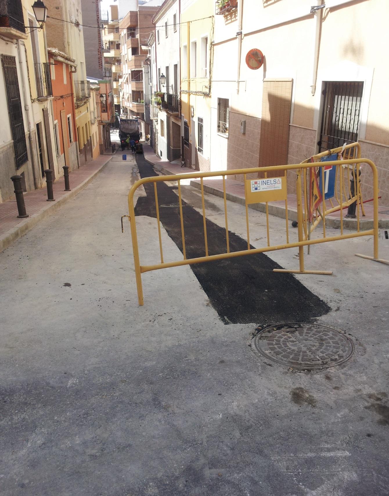 Empresa construcción reparación de canalizaciones en Alicante