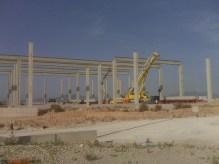 Construcción de Naves industriales prefabricadas precio en alicante