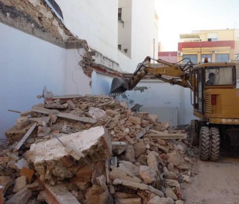 Empresa de demoliciones de construcciones en Alicante presupuesto
