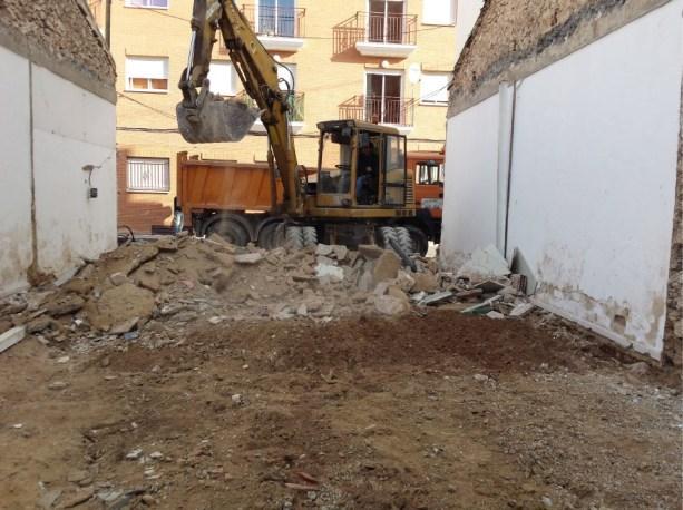 Empresa de derribos y demolicion de edificios en Alicante presupuesto