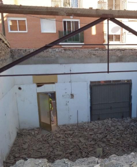 Empresa de derribos de casas en Alicante presupuesto