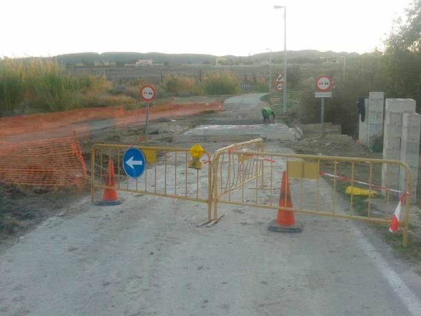 obras de carreteras en alicante