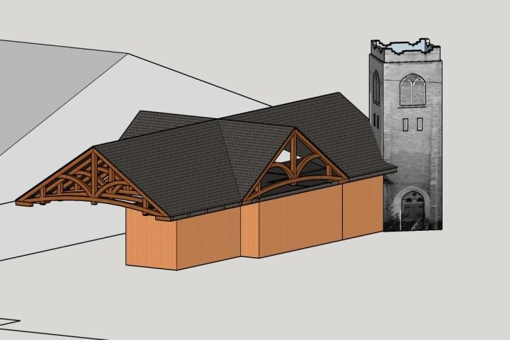 Brockville Rotary Park concept
