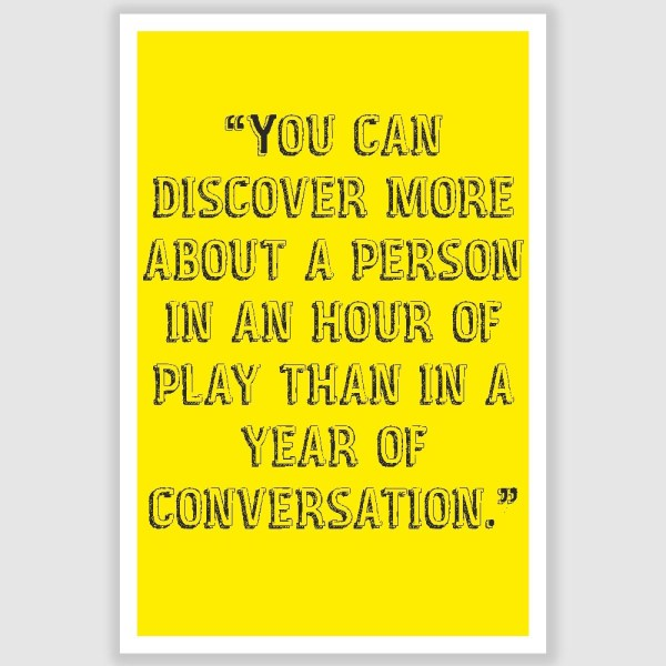 You Can Discover More Quote Poster (12 x 18 inch)