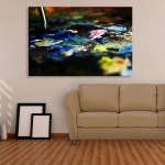 Canvas Painting - Abstract Modern Art Wall Painting for Living Room