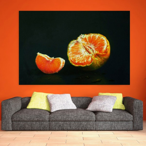 Canvas Painting - Still Life Art Wall Painting for Living Room