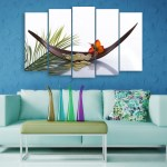 Multiple Frames Beautiful Wellness Wall Painting for Living Room