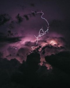 Storm clouds Image