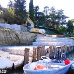 Gabbioni Ecologici Riva Fiume Tevere