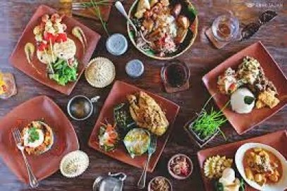 Food at Bali