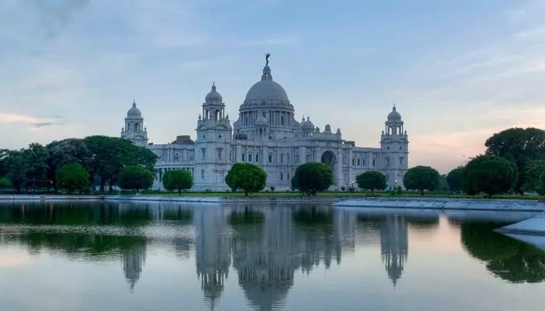 Victoria Memorial Hall – A veritable icon of the city of Kolkata!