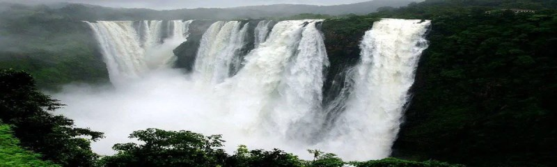 Jog falls Waterfalls India