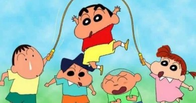 Shin-Chan – How he was born and died.