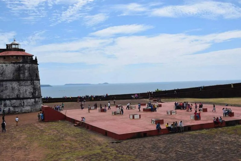 Agunga Fort Goa