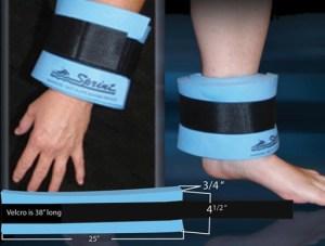 sprint ankle wrist wrap