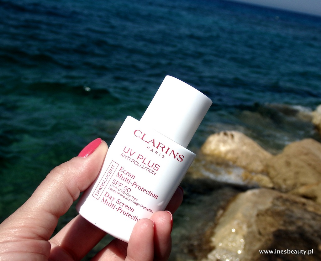 Clarins UV PLUS ANTI-POLLUTION SPF 50