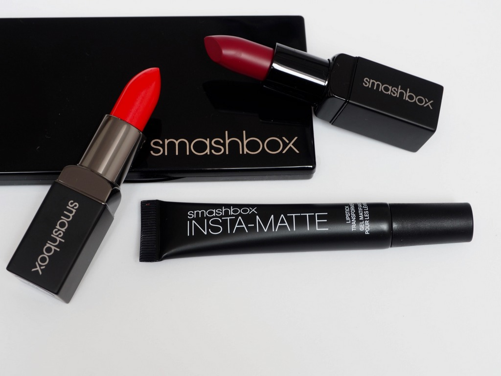 BE LEGENDARY SMASHBOX COSMETIC