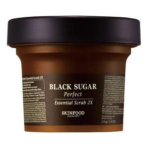 Black Sugar Perfect Essential Scrub, Skinfood