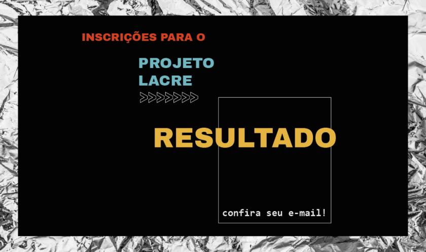 Projeto Lacre!