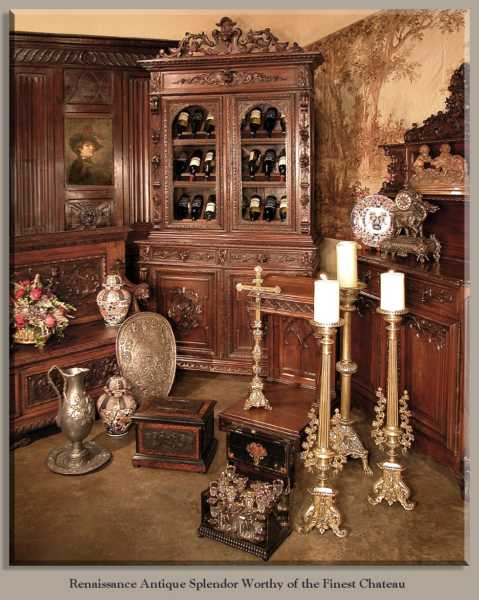 Know Your French Antique Furniture ~ Part 1   Antiques in ... on Furniture Style  id=31846