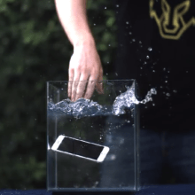 iPhone 6 a prova d'agua