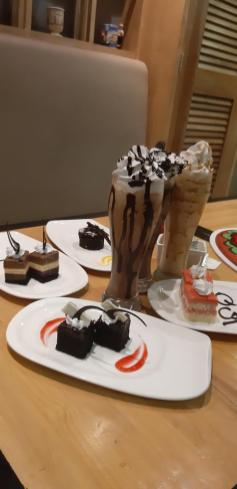 Fridays are all about Frapponillas at Q Cafe