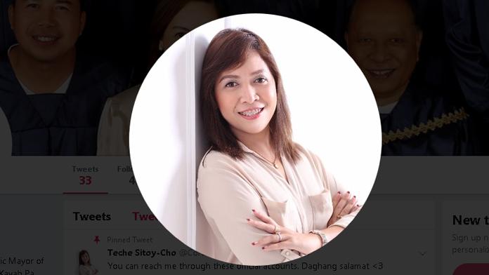 Mayor Therese Sitoy-Cho