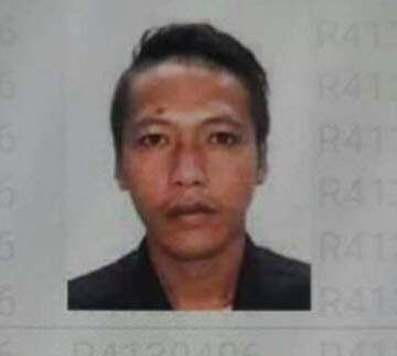 Jari Abdullah, 34, a Malaysian fisherman