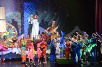 CPMS Children's Theater, full musical play, held to culminate the 7-week Integrated Boot Camp