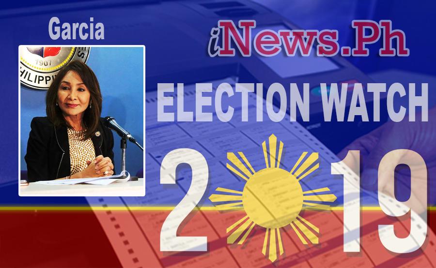 inews ELECTION WATCH 2019 - Garcia
