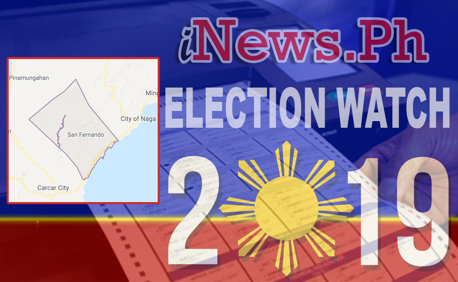 inews ELECTION WATCH 2019 san fernando cebu