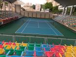 Tennis Court (Venue for Tennis and Soft Tennis)