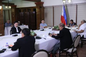 Bong Go supports the proposal for National Week of Prayer