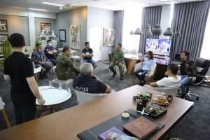 Visayas wide curfew meeting