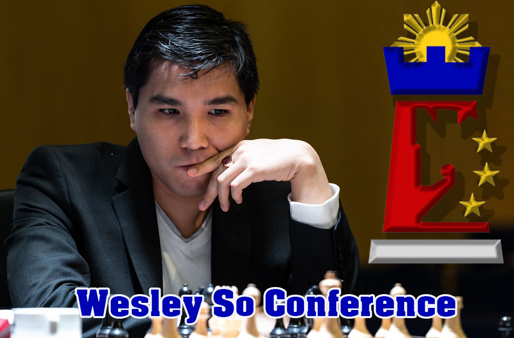 Wesley So Conference