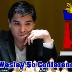 Cordova signs up Israeli GM, as PCAP Wesley So Conference rolls out today