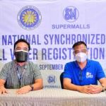 COMELEC RECENTLY HELD SYNCHRONIZED MALL REGISTRATION DAY