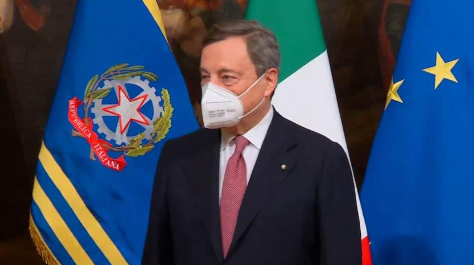 Mario Draghi Decreto Sostegni