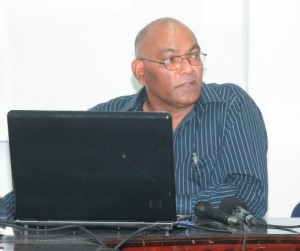 CEO of GPL, Bharat Dindyal