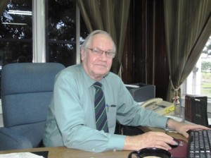 Chairman of the PSC, Ron Webster.