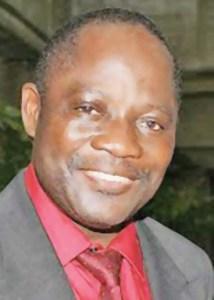 UG's Vice Chancellor, Dr. Jacob Opadeyi.