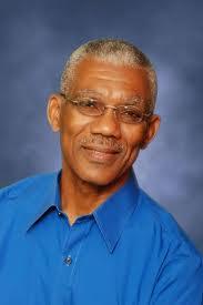 APNU Leader, David Granger.