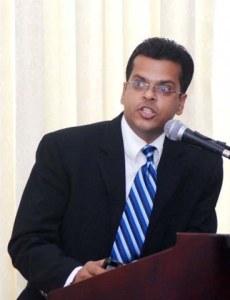 Head of the GEA, Mahender Sharma.