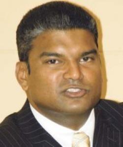 Trinidad and Tobago's Attorney General Anand Ramlogan
