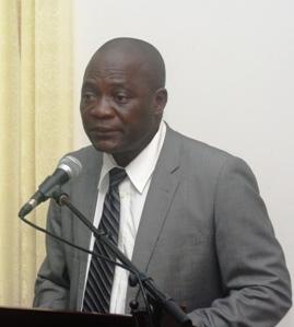 UG's Vice Chancellor Professor Jacob Opadeyi