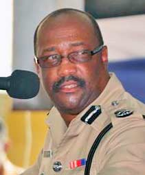 Commissioner of Police, Leroy Brumell