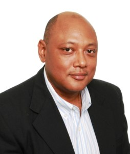 Founding Member of the AFC and Speaker of the National Assembly, Raphael Trotman.