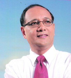Trinidad and Tobbago's Finance Minister, Larry Howai