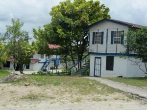 The living accommodation provided for the employees. [iNews' Photo]